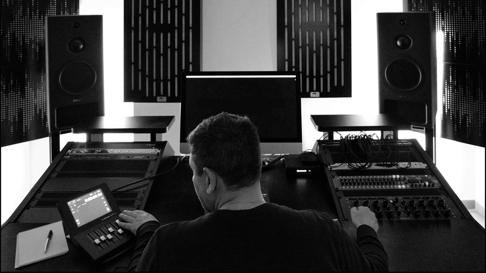 Estudio de mastering en Gijón